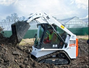 Bobcat T110 Compact Track Loader Service Repair Manual (S/N AEOH11001 & Above, AEOJ11001 & Above)