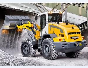 Liebherr L538 - 1268 Wheel loader Service Repair Workshop Manual DOWNLOAD