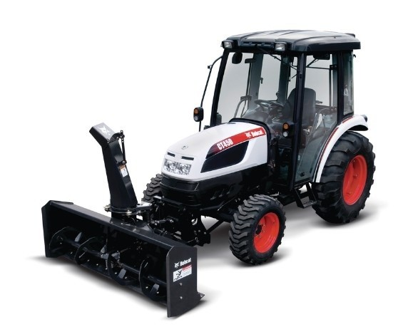 Bobcat Front Compact Tractor Snowblower Seeder Service Repair Manual S/N  AHN900101 & Above