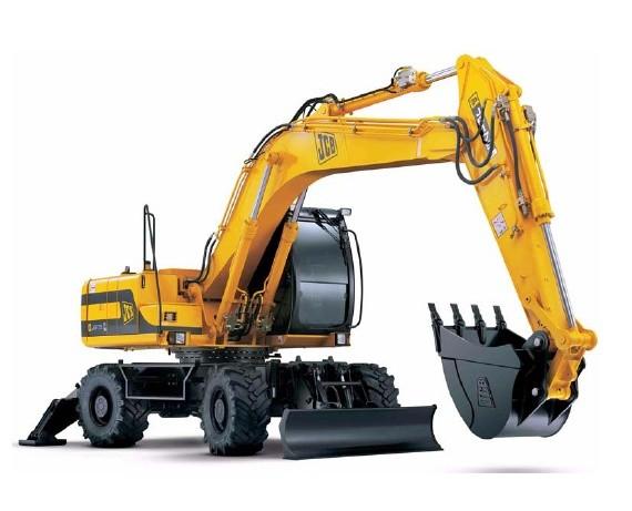 JCB JS175W Auto Wheeled Excavator Service Repair Workshop Manual DOWNLOAD