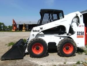 Bobcat S250 Turbo, S300 Turbo Skid - Steer Loader Service Repair Manual (S/N 526011001 & Above... )