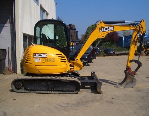 JCB 8040, 8045, 8050, 8055 Mini Excavator Service Repair Workshop Manual DOWNLOAD
