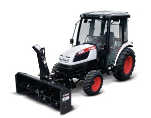 Bobcat Front Compact Tractor Snowblower Seeder Service Repair Manual (S/N AJGY00101 & Above)