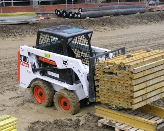 Bobcat S100 Skid - Steer Loader Service Repair Manual DOWNLOAD (S/N AB6420001 & Above )