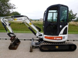 Bobcat 425 Compact Excavator Service Repair Manual DOWNLOAD (S/N A1HW11001 & Above)