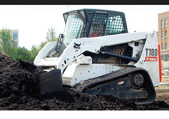 Bobcat T180 Turbo, T180 Turbo High Flow Compact Track Loader Service Repair Manual