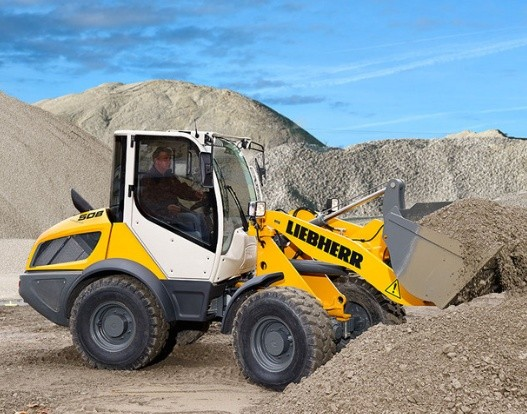 Liebherr L508 - 1580 Wheel loader Service Repair Workshop Manual DOWNLOAD