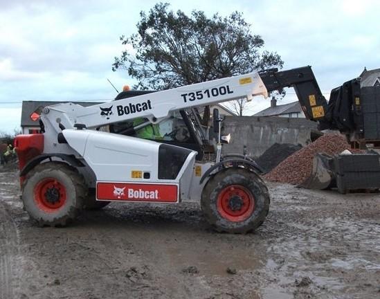Bobcat T35100, T35100L, T35100SL, T35120L, T35120SL Telescopic Handler Service Repair Manual