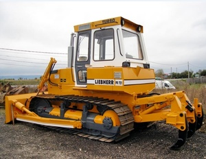Liebherr PR721 PR731 PR741 Crawler Dozer Service Repair Workshop Manual DOWNLOAD