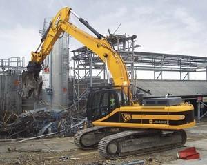 JCB JS330, JS450, JS460 Tracked Excavator Service Repair Workshop Manual DOWNLOAD