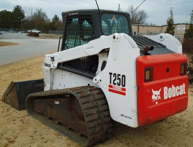 Bobcat T250 Compact Track Loader Service Repair Manual (S/N A5GS20001, A5GT20001 & Above )