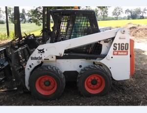 Bobcat S150, S160 Turbo Skid - Steer Loader Service Repair Manual (S/N 526611001 & Above... )
