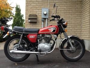 1976 Honda CB250 CB360 CL360 CJ250T CJ360T Service Repair Workshop Manual DOWNLOAD