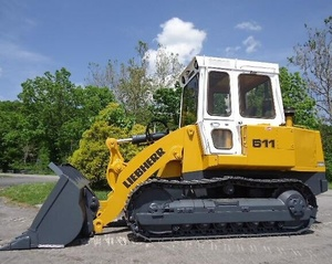 Liebherr LR611 LR621 LR631 LR641 Crawler Loader Service Repair Workshop Manual DOWNLOAD