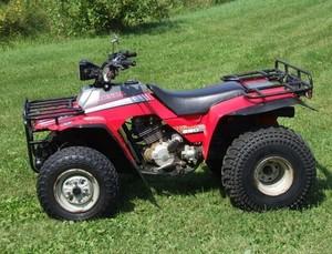 1985-1987 Honda TRX250 Fourtrax ATV Service Repair Workshop Manual DOWNLOAD (1985 1986 1987)
