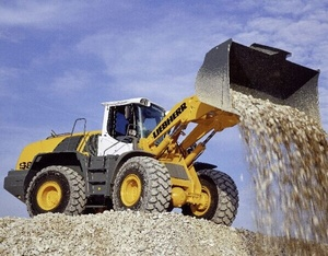 Liebherr L580 - 1412 Wheel loader Service Repair Workshop Manual DOWNLOAD
