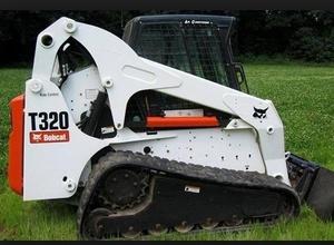 Bobcat T320 Compact Track Loader Service Repair Manual (S/N A7MP11001 - A7MP59999 )