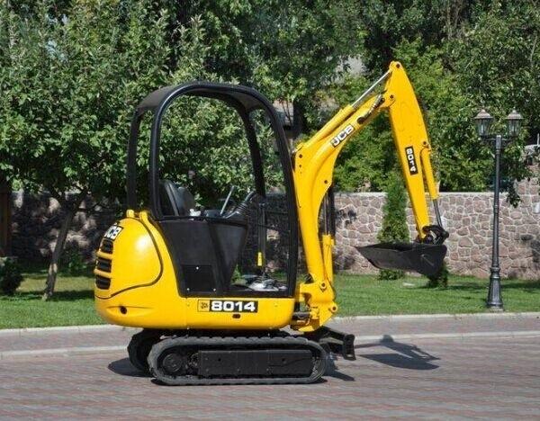 JCB 8014, 8016, 8018, 8020 Mini Excavator Service Repair Workshop Manual DOWNLOAD