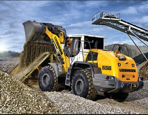 Liebherr L556 - 1289 Wheel loader Service Repair Workshop Manual DOWNLOAD