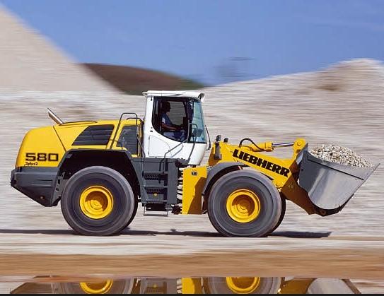 Liebherr L550 L556 L566 L576 L580 2plus2 Wheel Loader Service Repair Workshop Manual DOWNLOAD