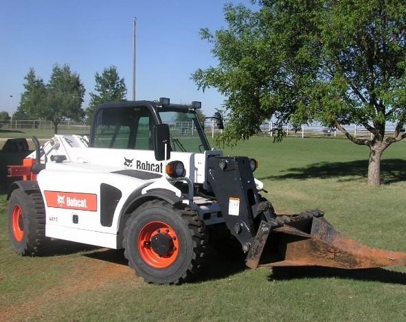 Bobcat V417 VersaHandler Service Repair Workshop Manual DOWNLOAD (S/N AC1C11001, AC1D11001 & Above)