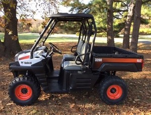 Bobcat 3200 Utility Vehicle Service Repair Workshop Manual DOWNLOAD (S/N AJNS11001 & Above)