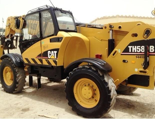 Caterpillar Cat TH580B Telehandler Service Repair Workshop Manual DOWNLOAD