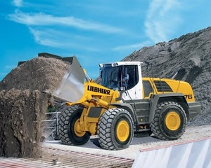Liebherr L576 - 1169 Wheel loader Service Repair Workshop Manual DOWNLOAD