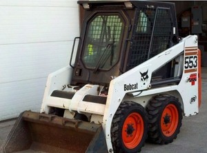 Bobcat 553 Skid Steer Loader Service Repair Manual DOWNLOAD ( S/N 516311001 , 516411001 & Above )