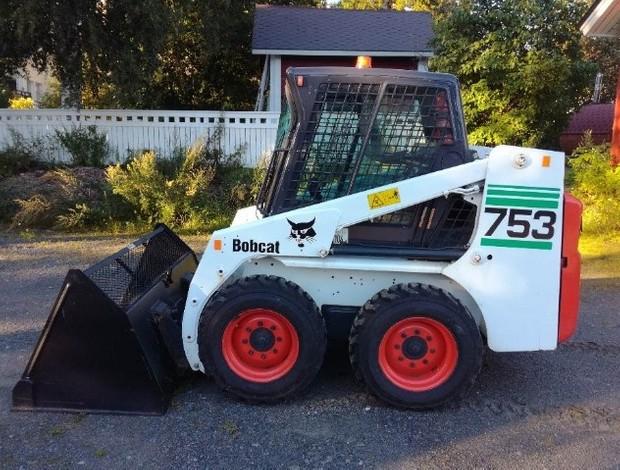 Bobcat 753 Skid Steer Loader (G Series) Service Repair Manual (S/N 515830001 , 516220001 & Above)