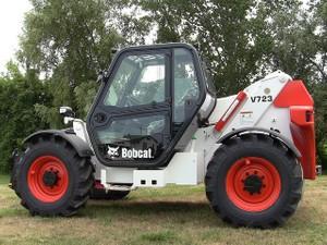 Bobcat V723 VersaHandler Service Repair Workshop Manual DOWNLOAD (S/N 367810501 & Above...)