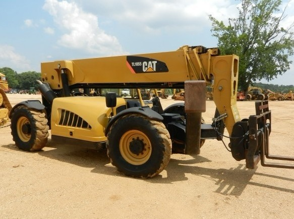 Caterpillar Cat TL1055 TL1255 Telehandler Parts Manual DOWNLOAD