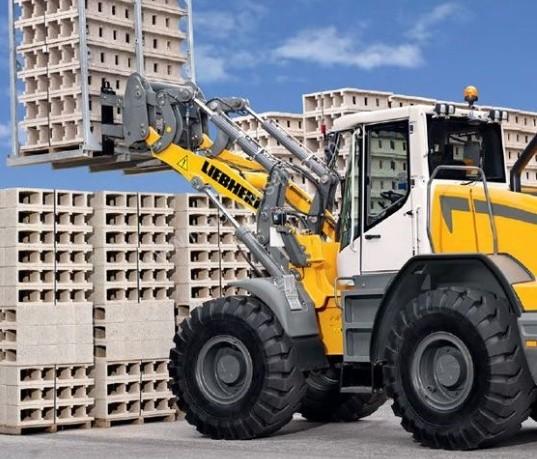 Liebherr L524 - 1266 Wheel loader Service Repair Workshop Manual DOWNLOAD