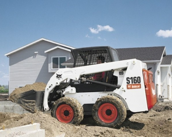 Bobcat S150, S160 Skid - Steer Loader Service Repair Manual DOWNLOAD (S/N 523811001 & Above... )