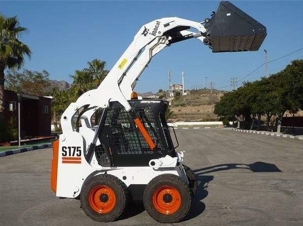 Bobcat S175 Skid - Steer Loader Service Repair Workshop Manual DOWNLOAD (S/N A3L520001 & Above)