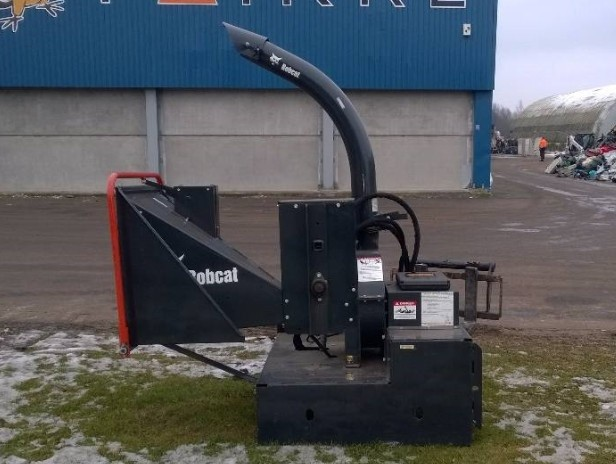 Bobcat Chipper Service Repair Manual (S/N 912900101 &, 739500101 ,  A02B00101 & Above)
