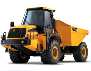JCB 714, 718 Articulated Dump Truck Service Repair Workshop Manual DOWNLOAD