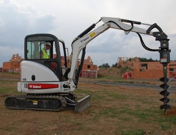 Bobcat 425, 428 Compact Excavator Service Repair Workshop Manual DOWNLOAD (S/N AACJ11001 & Above...)