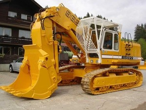 Liebherr R952 R962 R972 R982 Excavator Service Repair Workshop Manual DOWNLOAD