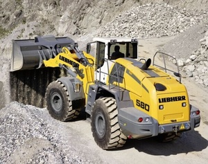 Liebherr L580 - 1495 Wheel loader Service Repair Workshop Manual DOWNLOAD