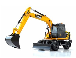 JCB JS145W, JS165W Wheeled Excavator Service Repair Workshop Manual DOWNLOAD
