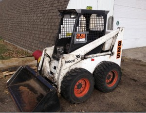 Bobcat 825 Skid Steer Loader Service Repair Workshop Manual DOWNLOAD