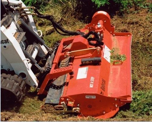 Bobcat FC155, FC175, FC200 Flail Cutter Service Repair Manual (S/N A01P00101 & Above...)