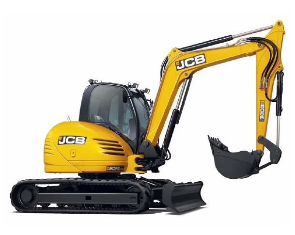 JCB 8085 Midi Excavator Service Repair Workshop Manual DOWNLOAD