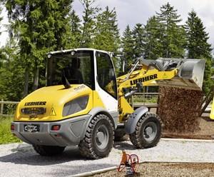 Liebherr L506 - 1577 Wheel loader Service Repair Workshop Manual DOWNLOAD