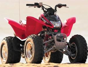 2006-2011 Honda TRX250EX TRX250X Sportrax ATV Workshop Service Repair Manual Download