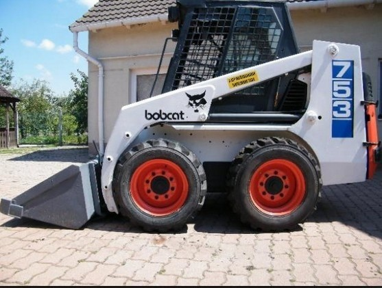 Bobcat 753 Skid Steer Loader Service Repair Workshop Manual DOWNLOAD
