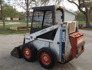Bobcat 700, 720, 721, 722 Skid Steer Loader Service Repair Workshop Manual DOWNLOAD