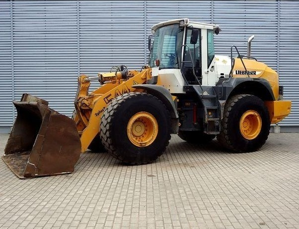 Liebherr L544 L554 L564 L574 ZF Wheel Loader Service Repair Workshop Manual DOWNLOAD