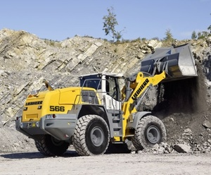 Liebherr L566 - 1618 Wheel loader Service Repair Workshop Manual DOWNLOAD